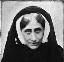 An 1859 photograph of Horatia aged 59