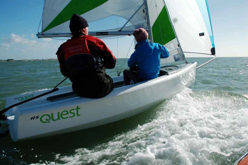Quest Dinghy