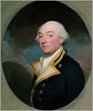 Captain William Locker